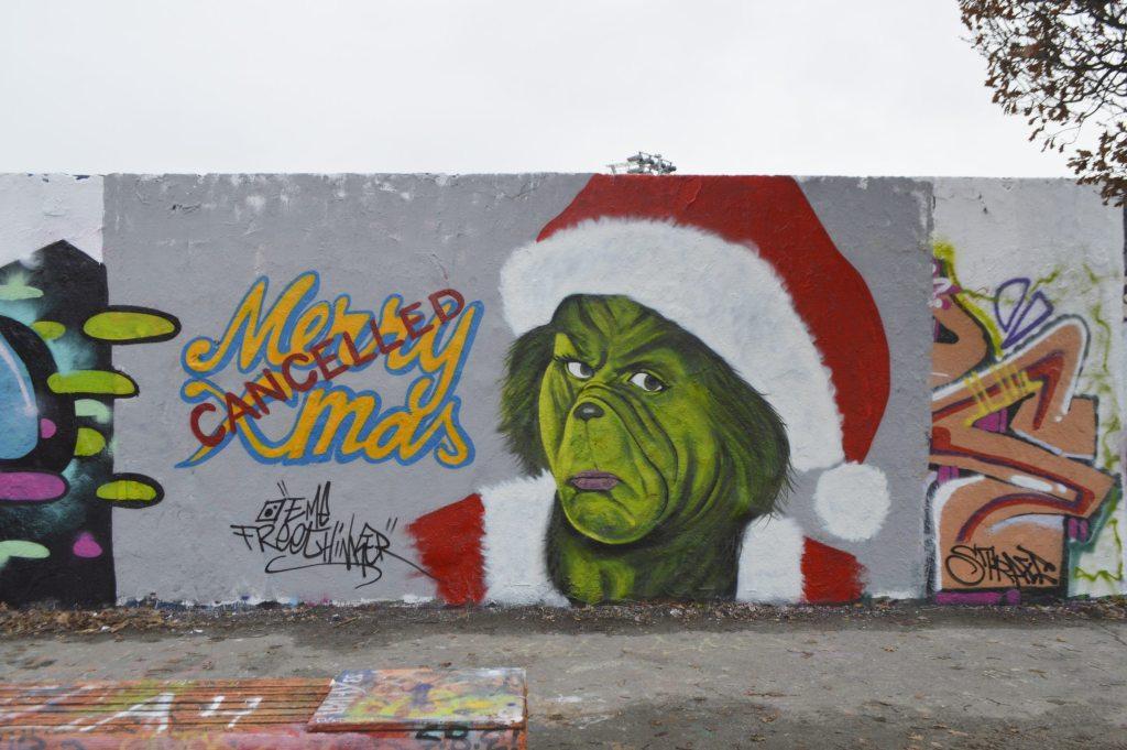 street art eme freethinker Mauerpark Bekitschig blog