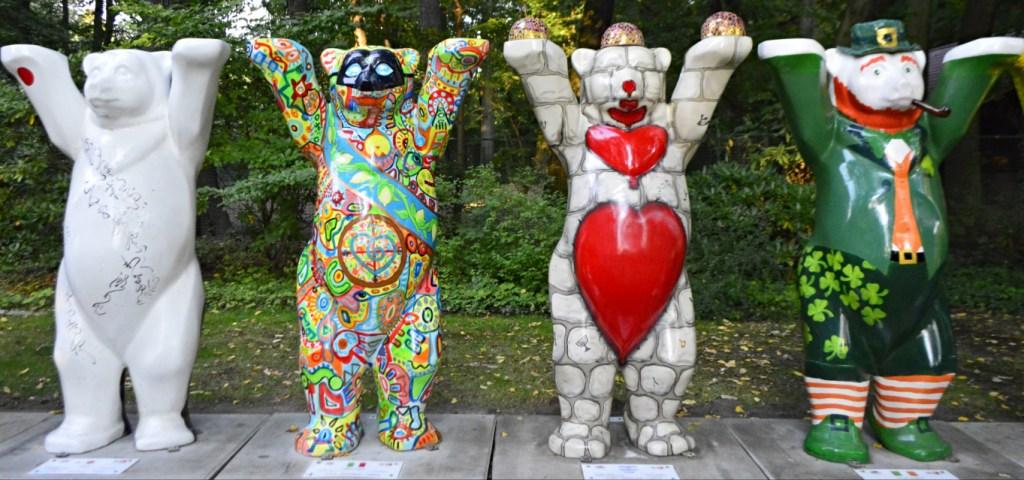 Buddy Bears Tierpark Berlin bekitschig blog