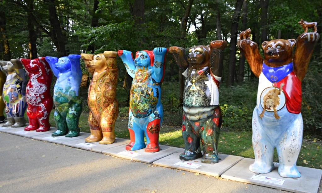 Berliner Bären Berlin Tierpark Zoo bekitschig blog