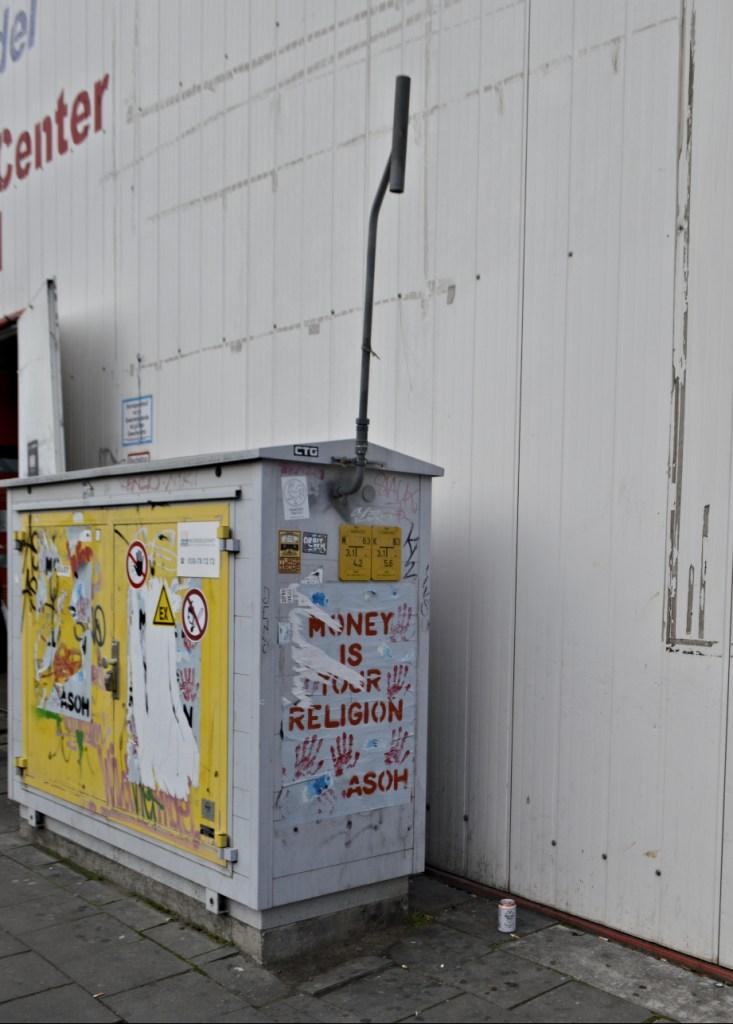 Electrical Box Junction Box Stromkasten Don Xuan Cennter Berlin Lichtenberg