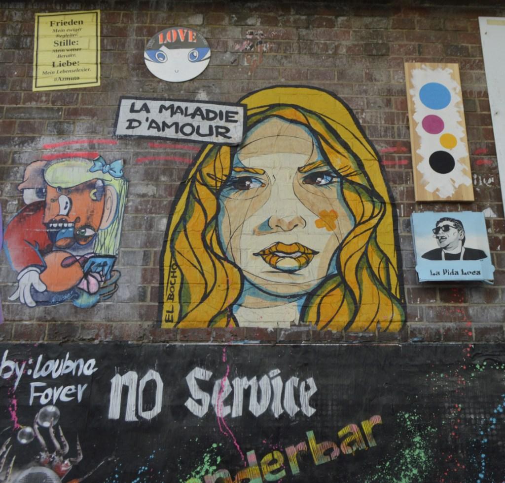 street art postcards from Berlin #21 bekitschig.blog - El Bocho