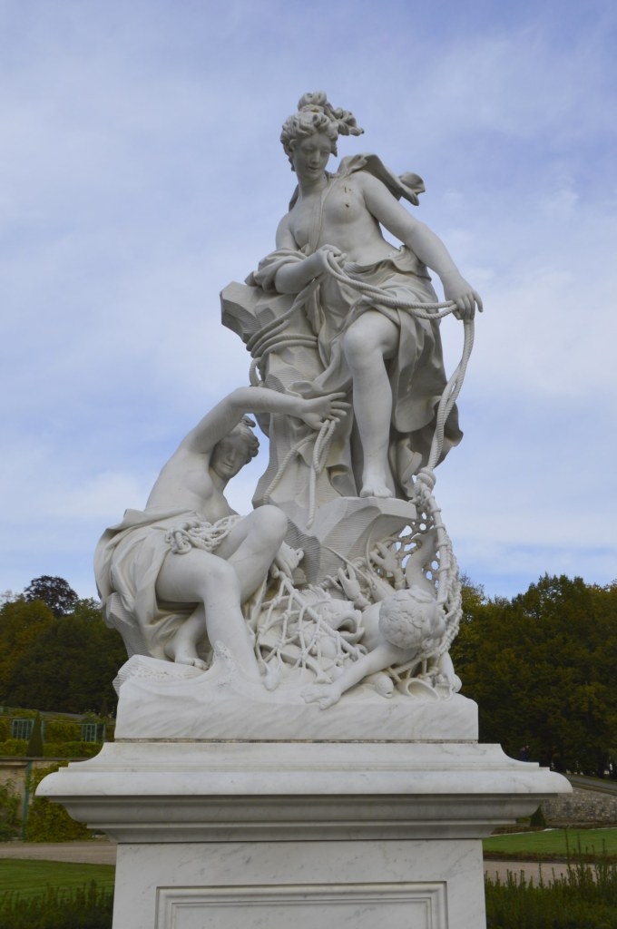 Statuen in Potsdam Park Sanssouci  bekitschig.blog - kitschige und ungewöhnliche Reiseziele