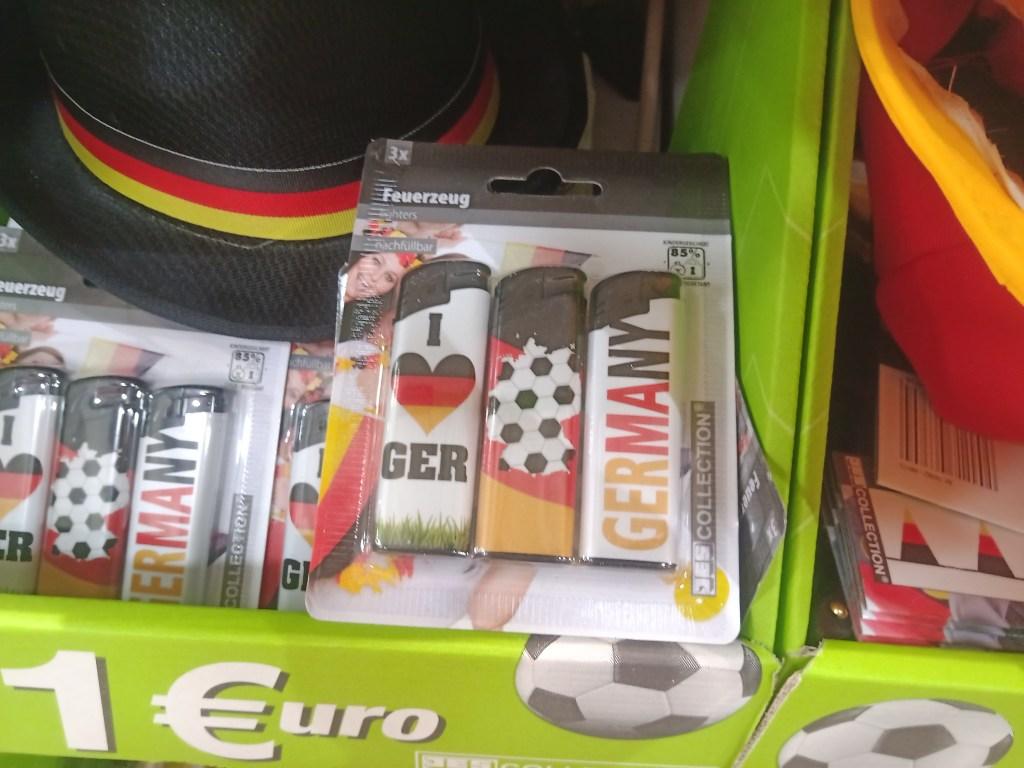 Keep Rolling - odd foods from European Soccer Championchip - Euro 2021 - bekitschig blog