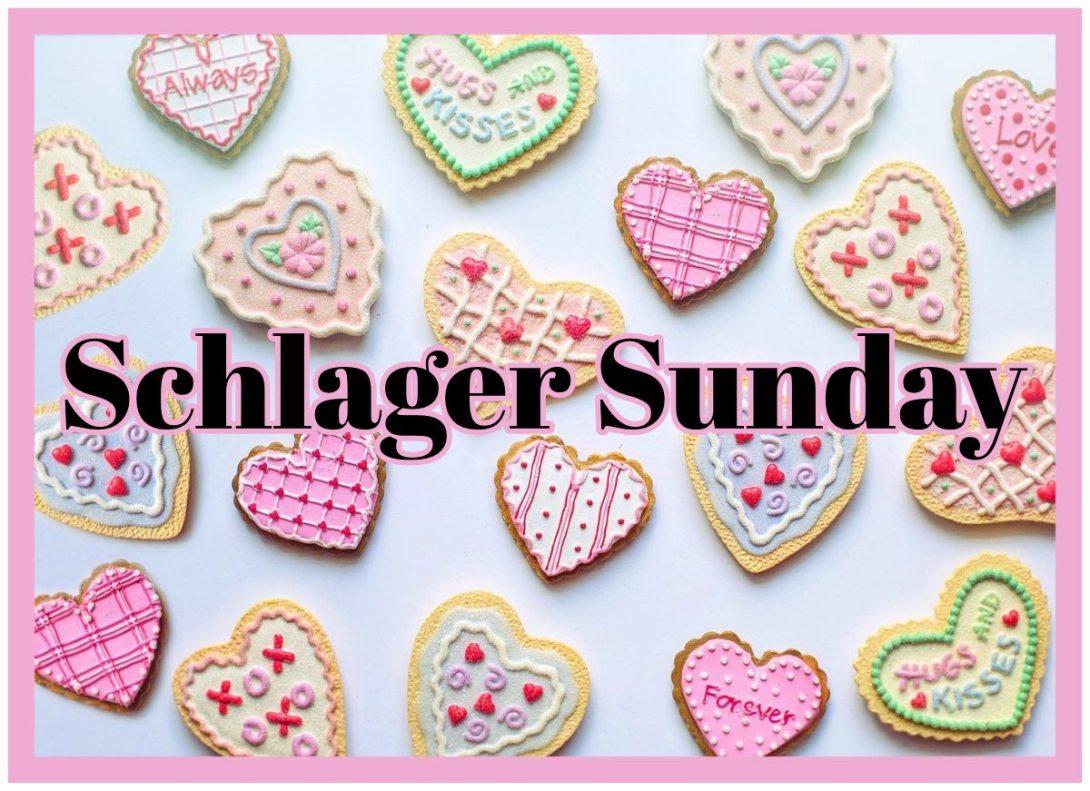 Angie - Schlager Sunday be kitschig blog