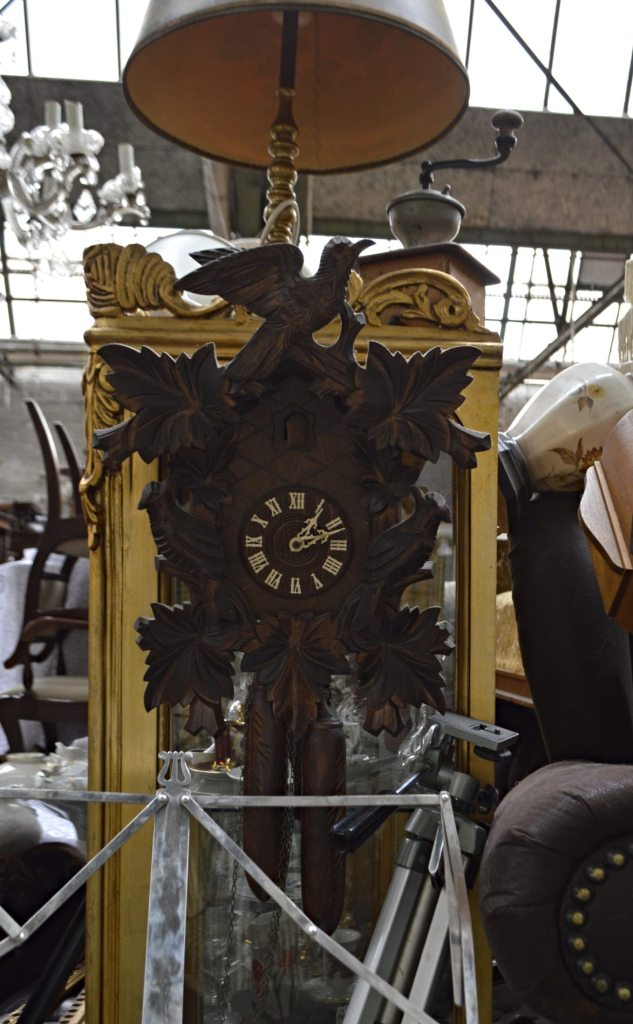 kuckucksuhr - coo coo clock - bekitschig.blog