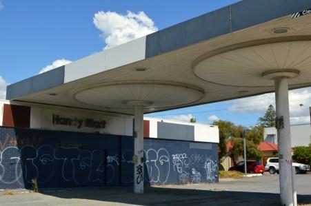 #abandoned #gas station