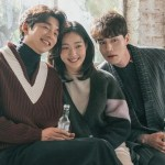 "Korean Drama ""Goblin"" stars Gong Yoo and Kim Go-eun"