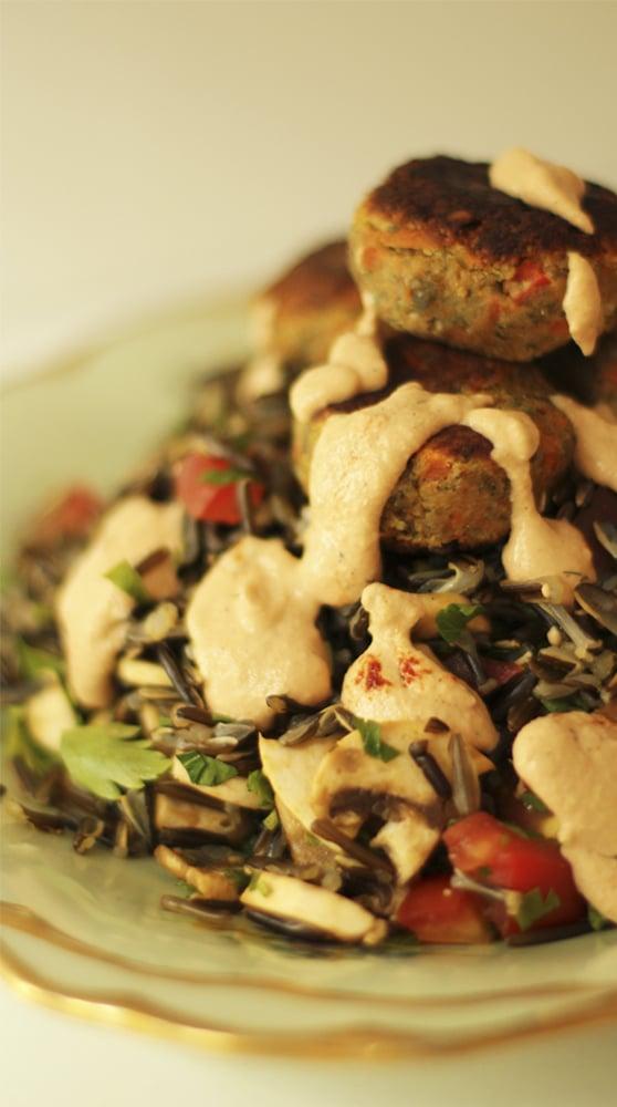 receta vegana raw