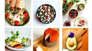 ideas comida crudivegana