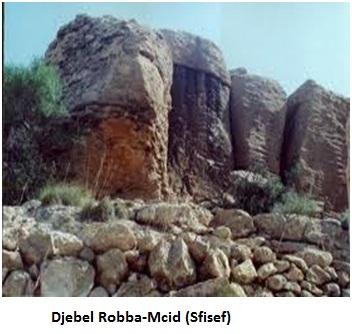 Djebel Robba-Mcid (Sfisef)