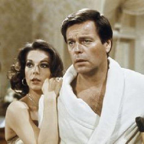 Natalie Wood și Robert Wagner, 1976