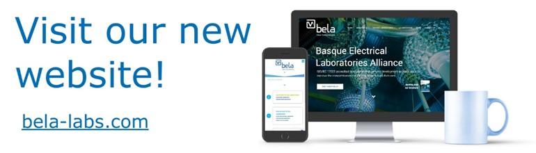 BELA new website