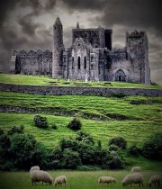 Rock of Cashel, County Tipperary, Ireland.