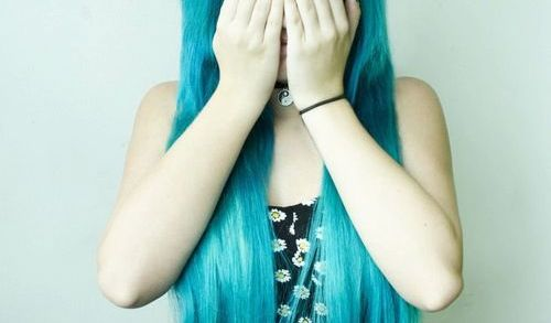 FUCK YEAH COLORED HAIR ♥ : Photo