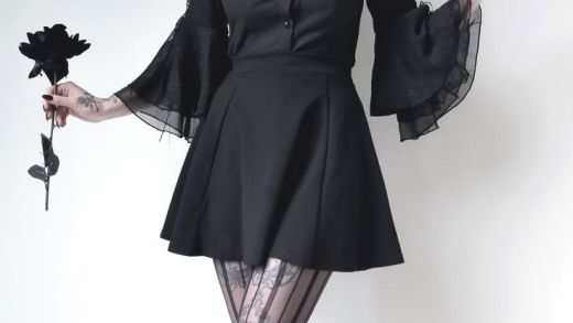 Gothic Fashion Ideas. For those people who like putting on gothic style fashion clothing and accessories, it is important to make an effort to look as distinctive as you possibly can. This simply means checking up on the lastest fashion available. The good news is, the ability to uncover merchandise online tends to make daily life so much simpler.
