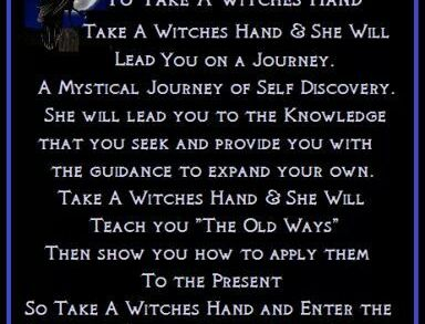 Magick Wicca Witch Witchcraft: A #Witch's Life. ✯ Visit lifespiritssocietyofmagick.com for love spells, wealth spells, healing spells, and LOA info.