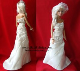 Replica wedding Dress Gift For Bride