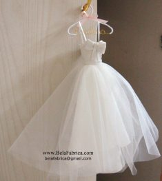 Vera Wang VW351213 On Doll Hanger By BELAFABRCIA
