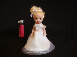 Kelly Doll First Holy Communion Dress