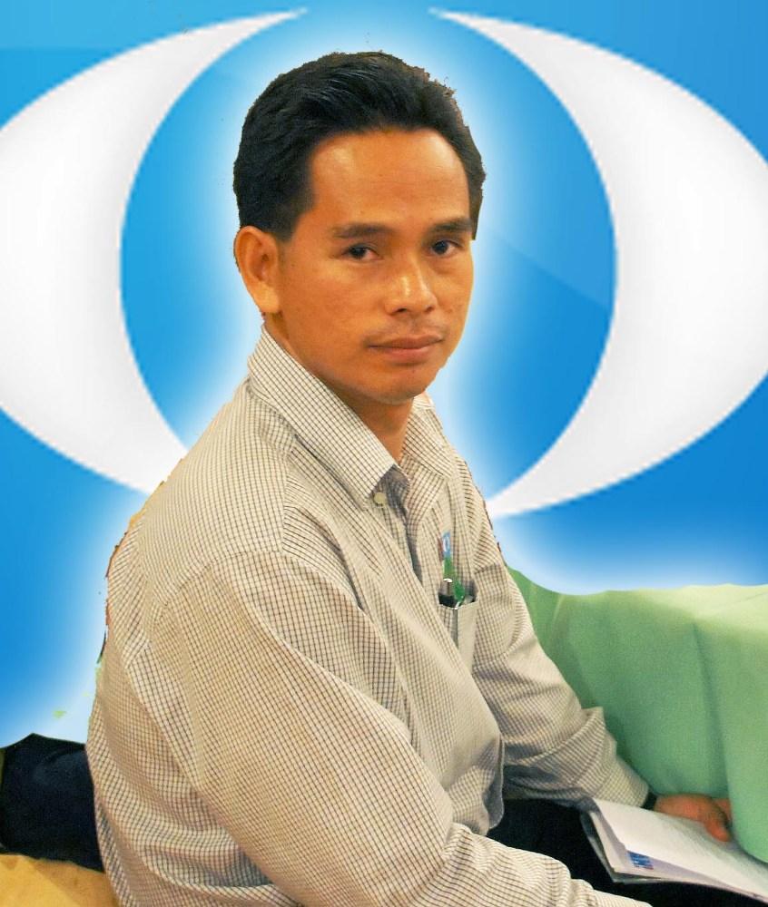 Akta Hasutan:Abun Sui Anyit Ditahan.