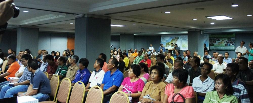 PERSB Umumkan Calon-Calon Untuk Kerusi DUN Sarawak. (3/4)