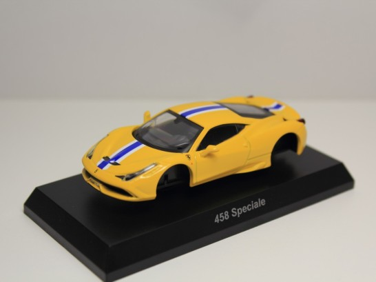 458 speciale yellow
