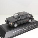 SAPI models mazda familia 1500XG Turbo 1983 サピモデル マツダ ファミリア 1/43