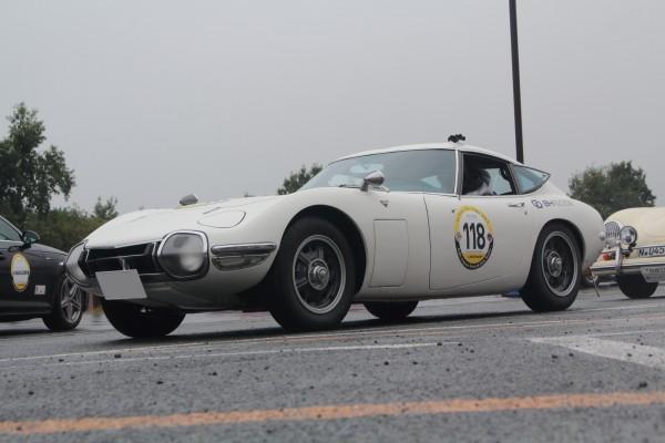 1968 TOYOTA 2000 GT