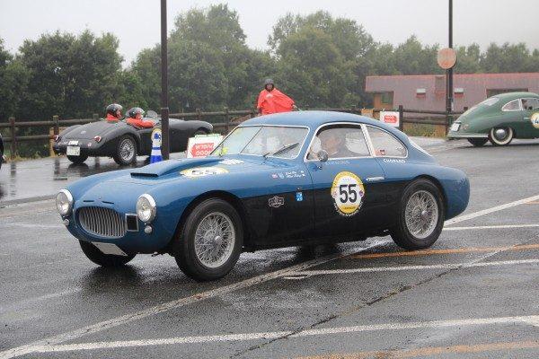 1952 FIAT 8V ZAGATO