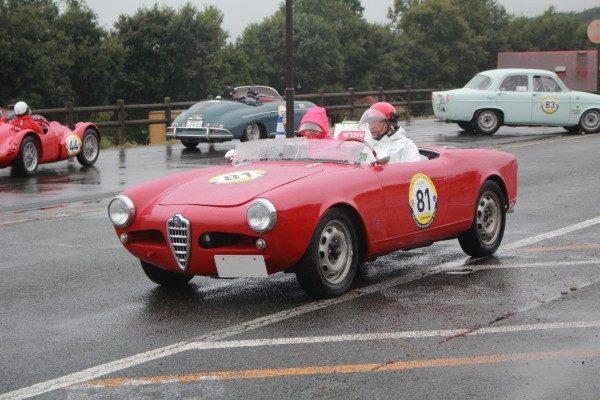 1957 ALFA ROMEO GIULIETTA 750D