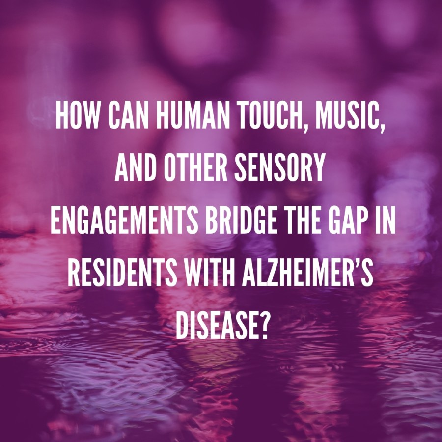 Alzheimer's, Bridging the Gap