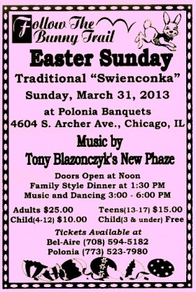 Easter Sunday Dance