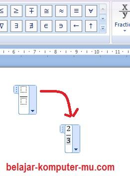 menampilkan fungsi per matematika
