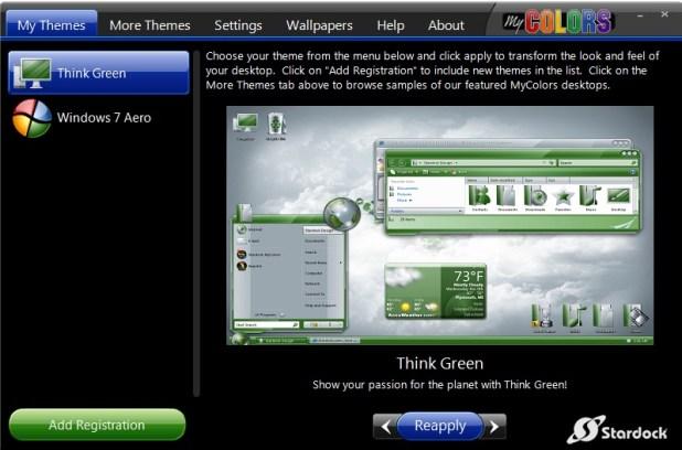 Cara Mengganti Wallpaper Background Windows 7 Seven Starter
