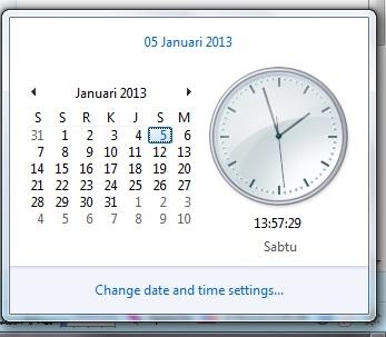 cara mengganti setting angka indonesia excel windows 7 4