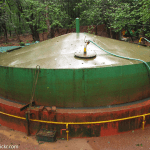 Reaktor Biogas Fixed Dome