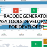 Racode Generator tools for development