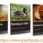 Download Ebook HTML, CSS Dan javascript Dari Packtpub Mumpung Sekarang !!!