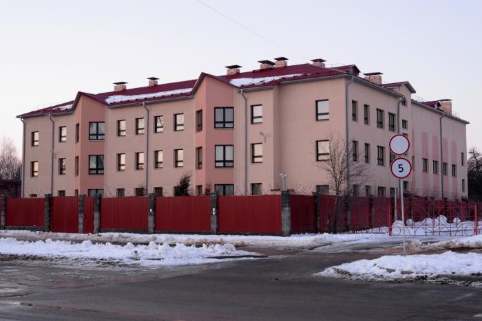 Реконструкция комплекса зданий в г. Минске для 14-го отдельного полка правительственной связи