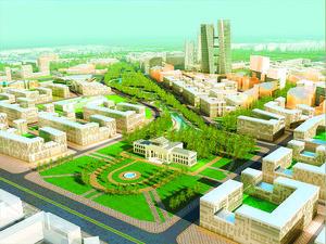 «Минск-Сити» построят через 12-15 лет
