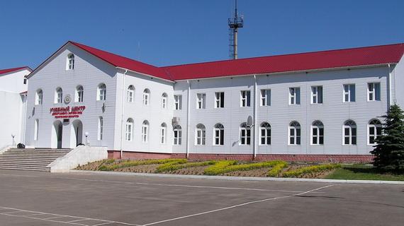 Строительство кухни-столовой МВД РБ в районе д. Горани Минского района