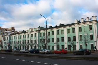 Капитальный ремонт пр-т Машерова,26