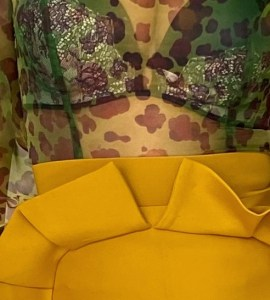 Khalee Set - Yellow
