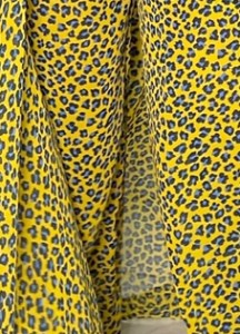 Rita Set - Yellow