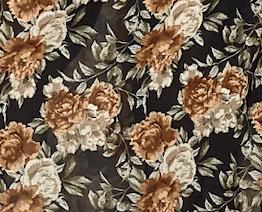 Mila Skirt Set - Brown Floral