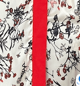 Dera Set - white and red