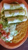 Enchiladas Suiza for Maggie