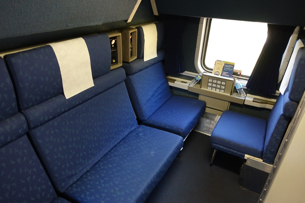 superliner bedroom suite amtrak empire builder travelogue july 2015 belated 13426