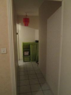 couloir de chambre