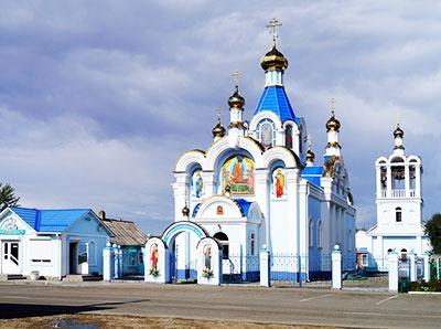 храм-Белореченск